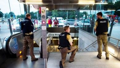 صورة ألمانيا : 10 قتلى في هجوم على مركز تجاري