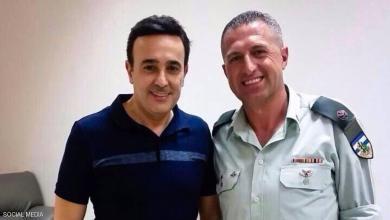 صورة بعد نشرصورة له مع ضابط إسرائيلي..الفنان صابر الرباعي يصدر بيانا يوضح فيه ملابسات الحادثة