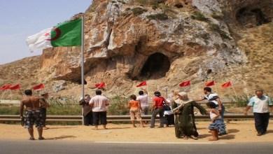 """صورة إغلاق الحدود الجزائرية التونسية و بوادر أزمة سياسية بين البلدين بسبب """"الضريبة الحدودية"""""""