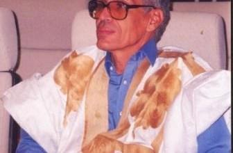 صورة مصــادر / رجل الأعمال أحمدسالم ولد بونه مختار يقف في وجه مساعي الحوار بين النظام والمعارضة