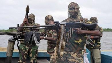 """صورة """"داعش"""" يعين """"أبو مصعب البرناوي"""" أميرا جديدا لولاية غرب أفريقيا المعروفة بإسم """"بوكو حرام"""""""