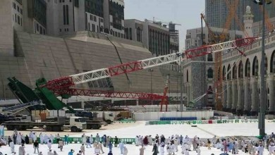 صورة محاكمة ملياردير سعودي و13 متهمًا في قضية سقوط رافعة الحرم