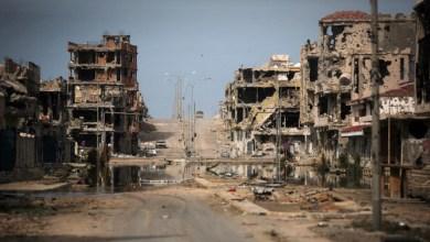 صورة الدنمارك تعرض نقل أسلحة كيمياوية من ليبيا