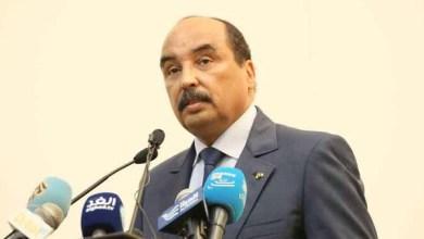 صورة ولد عبد العزيز  يشارك فى حوار السودان