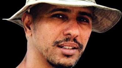 صورة ولد صلاحي يصل نواكشوط على متن طائرة عسكرية آمريكية