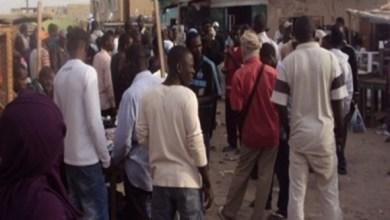 صورة نواكشوط : جريمة قتل أمام مفوضية السبخة