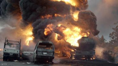 صورة الموزمبيق : عشرات القتلى والجرحي في إنفجار ناقلة وقود
