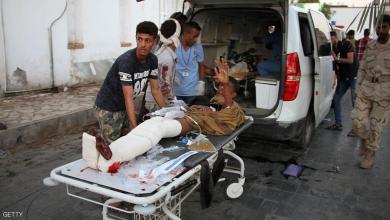 صورة هجمات إرهابية في خمس دول تخلف مئات القتلى والجرحى