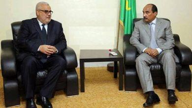صورة فشل زيارة بن كيران الإعتذارية لموريتانيا