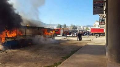 صورة صحيفة لوموند : إحتجاجات الجزائر مرتبطة بإنهيار أسعار البترول