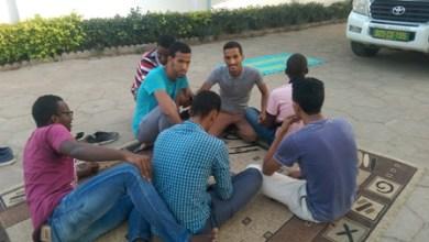 صورة السينغال : أسباب إعتصام ستة طلاب في السفارة الموريتانية بدكار