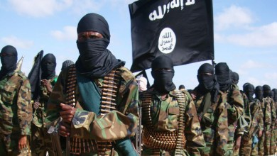 """صورة تقارير إستخباراتية :الإرهابيون الأجانب والمرتزقة والمنظمات المارقة شكلت مثلث الرعب في افريقيا""""."""