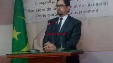 صورة ولد الشيخ يرفض التعليق على حديث الشيوخ الإعلامي