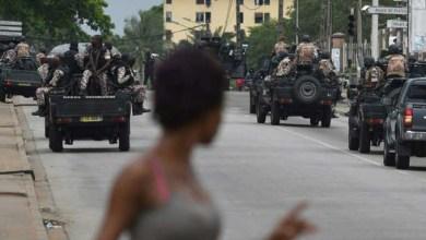 """صورة ساحل العاج : غضب شعبي يفشل تمرد جنود في مدينة """" بواكي """""""