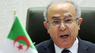 صورة مباحثات بين الجزائر و واشنطن حول الصحراء الغربية وليبيا
