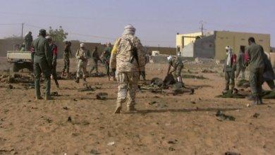 صورة مالـي : مقتل 7 جنود  في هجوم على قرية شمال غندام