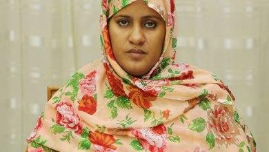 صورة نواكشوط : تعرض وزيرة البيطرة لحادث سير في تفرغ زينة