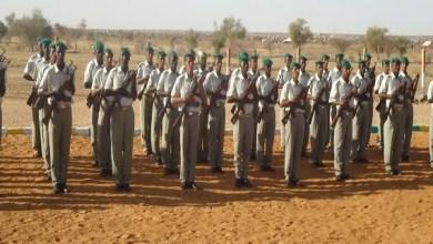 صورة موريتانيا: الشروق تنشر أسماء الناجحين في مسابقة طلبة ضباط الجيش