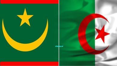 صورة لجنة ثنائية لبحث فتح معبر بري بين موريتانيا والجزائر