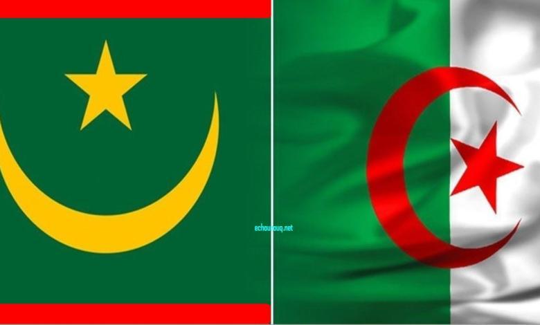 موريتانيا ـ الجزائر