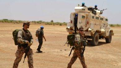 """صورة مالي: مسلحون يهجمون على معسكر للأمم المتحدة في """"كـيدال"""""""