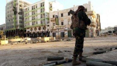 صورة ليبيا:العثور على 37 جثة مجهولة