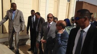 صورة نواكشوط : الرئيس يزور الولاية الشمالية وتعديل في محطات الزيارة (تفاصيل)