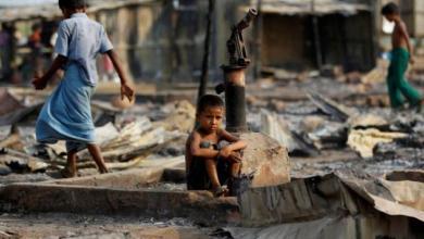 """صورة رئيسة وزراء بنغلادش: """"سنجوع"""" من أجل مسلمي الروهينغا"""