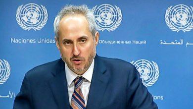 """صورة تكذيب أممي لـ""""جون آفريك"""" وتأكيد لتصريح الحكومة الموريتانية(وثيقة)"""