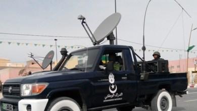 صورة نواكشوط: دركي يهدد عون قضاء بالقتل
