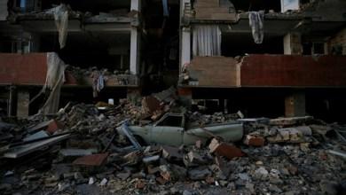 صورة أكثر من 320 قتيلاً جراء زلزال إيران والعراق