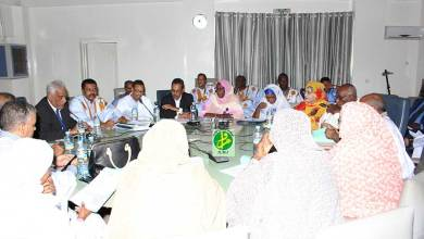 صورة موريتانيا:  البرلمان يناقش ميزانية وزار العدل لسنة 2018