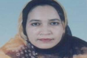 صورة بنت عمار تقرر الترشح لعضوية المجلس العلمي