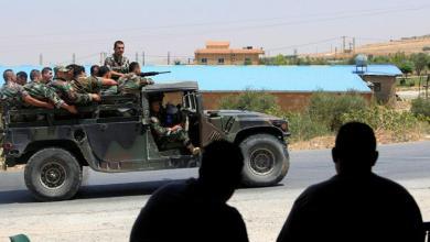 صورة الأمن اللبناني يوقف المسؤول الشرعي لتنظيم داعش