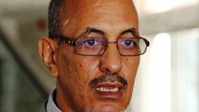 صورة النقيب الشيخ ولد حندي يحاور شباب الحزب الحاكم