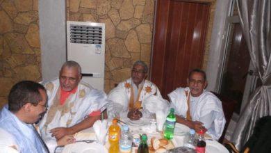صورة نواكشوط: رئيس حزب الاتحاد يشيد بأداء الفريق البرلماني ويدعو للانسجام