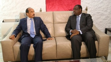 صورة التوتر الصامت بين موريتانيا والسينغال …