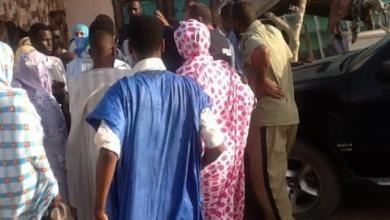 صورة نواكشوط: مختل عقليًا يقتل والده بطريقة بشعةفي عرفات (تفاصيل)