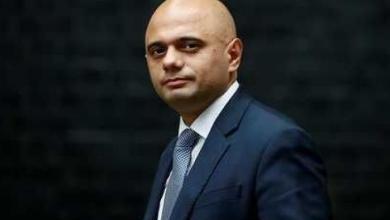 صورة تعيين مسلم وزيرا للداخلية في بريطانيا
