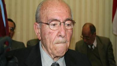 صورة وفاة مؤسس حزب التجمع المصري خالد محيي الدين