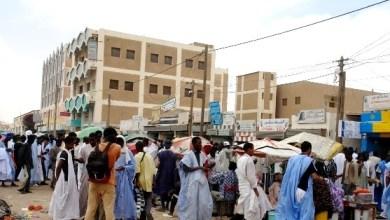 """صورة وعد رئاسي بمنح مساحة """"نقطة ساخنة"""" لإقامة كنيسة مقابل المسجد الجامع في نواكشوط"""