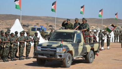 صورة الرئيس ابراهيم غالي : الشعب الصحراوي متشبث بحقوقه المشروعة مصرٌٍِِ على انتزاعها، مهما تطلب ذلك من تضحيات
