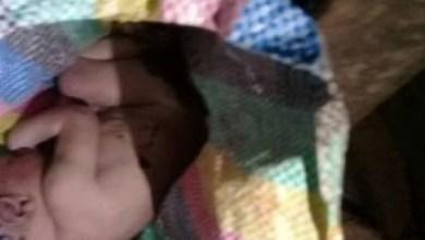 صورة العثور على طفل حديث الولادة مقتولا ومرميا داخل حقيبة بأزويرات (صورة)