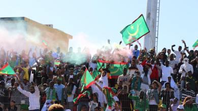 صورة احتفالات ومسيرات بالعاصمة نواكشوط بعد تأهل المنتخب الوطني لكأس أمم افريقيا