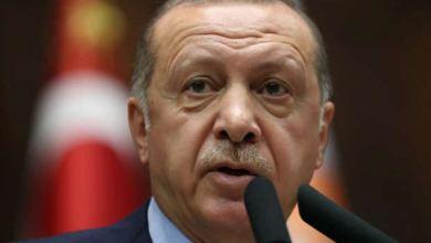 صورة أردوغان:  ترامب و ميركل و ماكرون كلهم انزعجو عند سماعهم  تسجيلات مقتل خاشقجي الكارتية