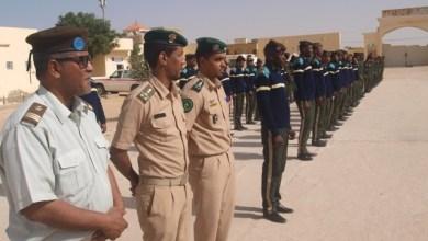 صورة أمن الطرق يوقف مسلحا يستقل سيارة مسروقة في نواكشوط الشمالية