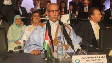 صورة الرئيس الصحراوي يدعو لوضع حد لمحاولات المغرب المساس بالقانون التأسيسي للإتحاد الإفريقي