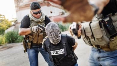 صورة مقتل 94 صحفيا في 2018