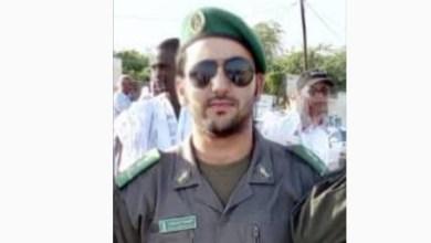 صورة ضابط الجمارك حمود ولد المالحه ينجح في الحد من عمليات التهريب عن طريق عبارة روصو