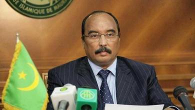 صورة عشرية ولد عبد العزيز .. تاريخ فاصل بين موريتانيا و موريتانيا …